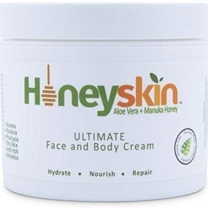 honey skin face cream