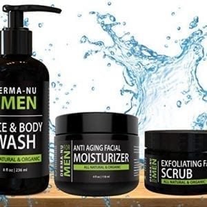 mens skin care set
