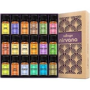 Natrogix Nirvana Essential Oils