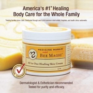 bee magic cream
